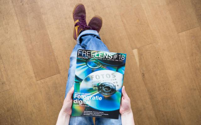 FREELENS Magazin #18.