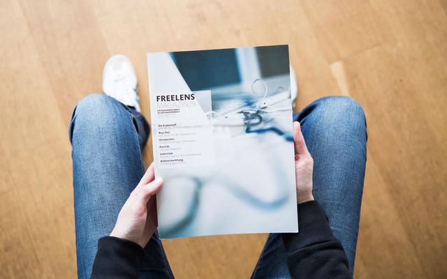 Valeska Achenbach und Isabell Pacini machten sich auf die Suche nach den Verlagen der Zukunft – dabei entstand auch das Titelfoto.