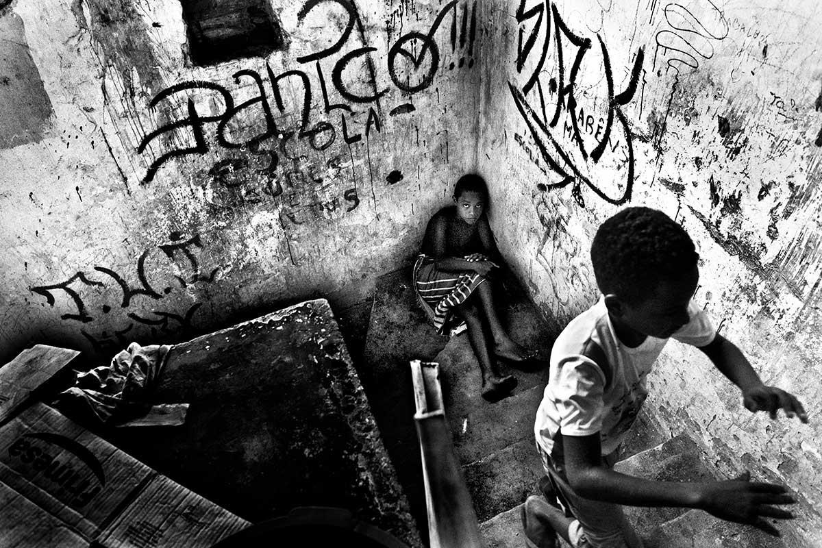 Aus der Serie »Urban Quilombos«.
