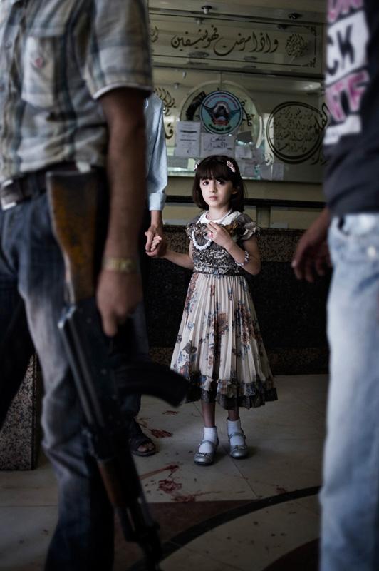Aus der Reportage »Syrien: Kinder zwischen den Fronten«.