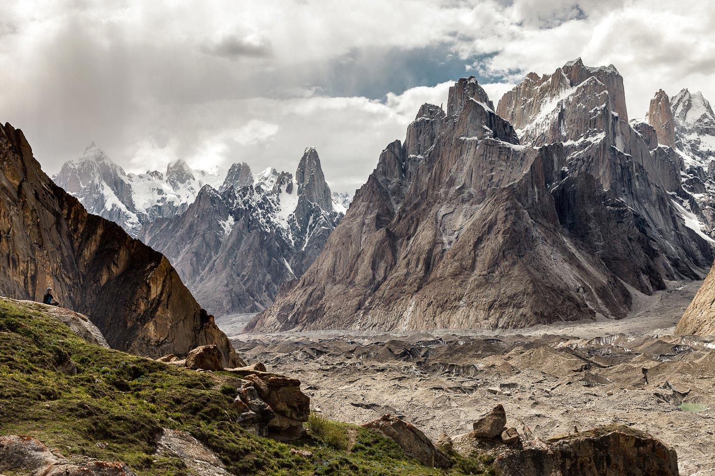 Karakorum.