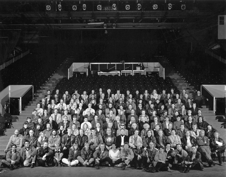 Gründungsversammlung am 24./25. März 1995 auf Kampnagel in Hamburg.