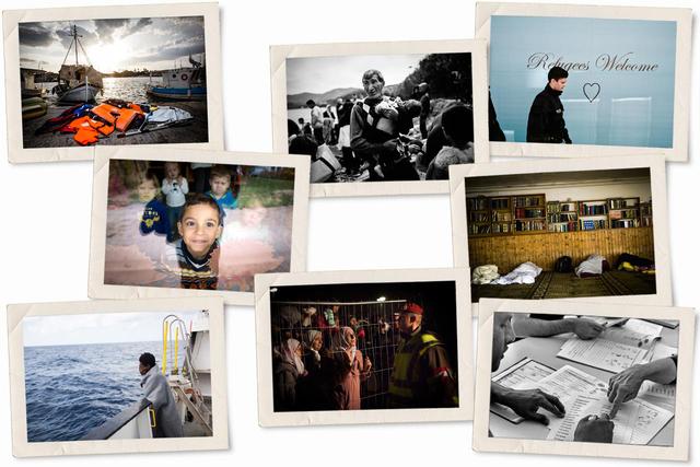 Fotos: Lars Berg, Kai Löffelbein, Felix Kleymann, Gordon Welters, Philipp Reiss, Lucas Wahl, Daniel Müller und Herby Sachs (v.l.o.n.r.u.).