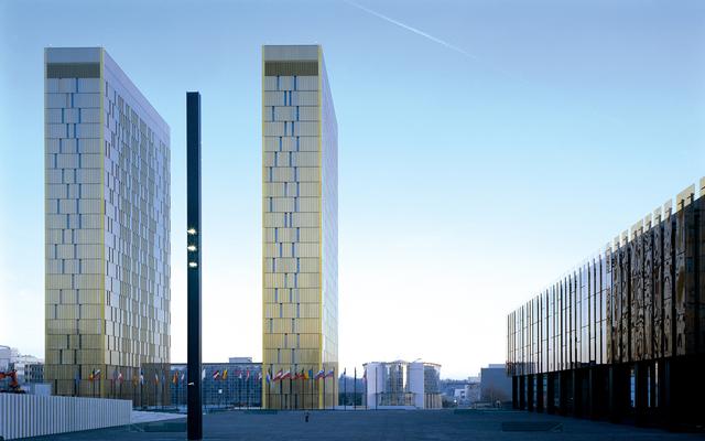 Europäischer Gerichtshof.