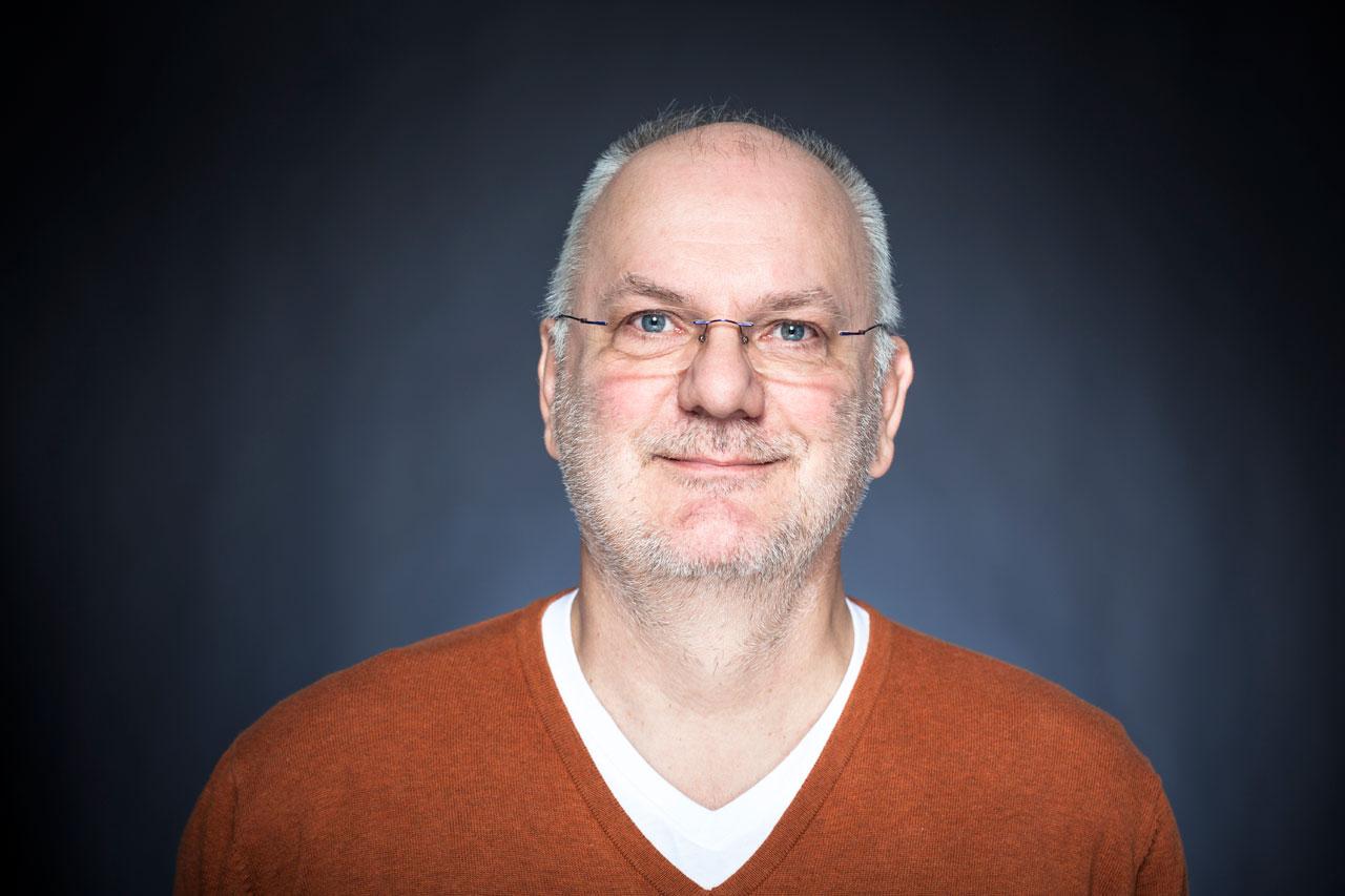 Rainer F. Steußloff ist seit 2011 im Vorstand aktiv, 2013 bis 2014 war er Vorsitzender des Verbands.