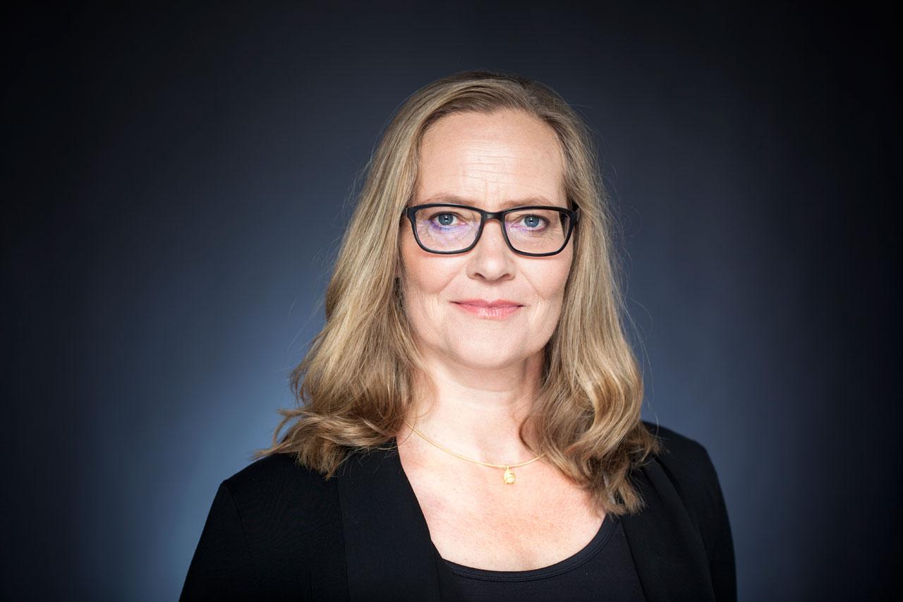 Alexandra Vosding ist seit dem Sommer 2016 Mitglied des Vorstands.