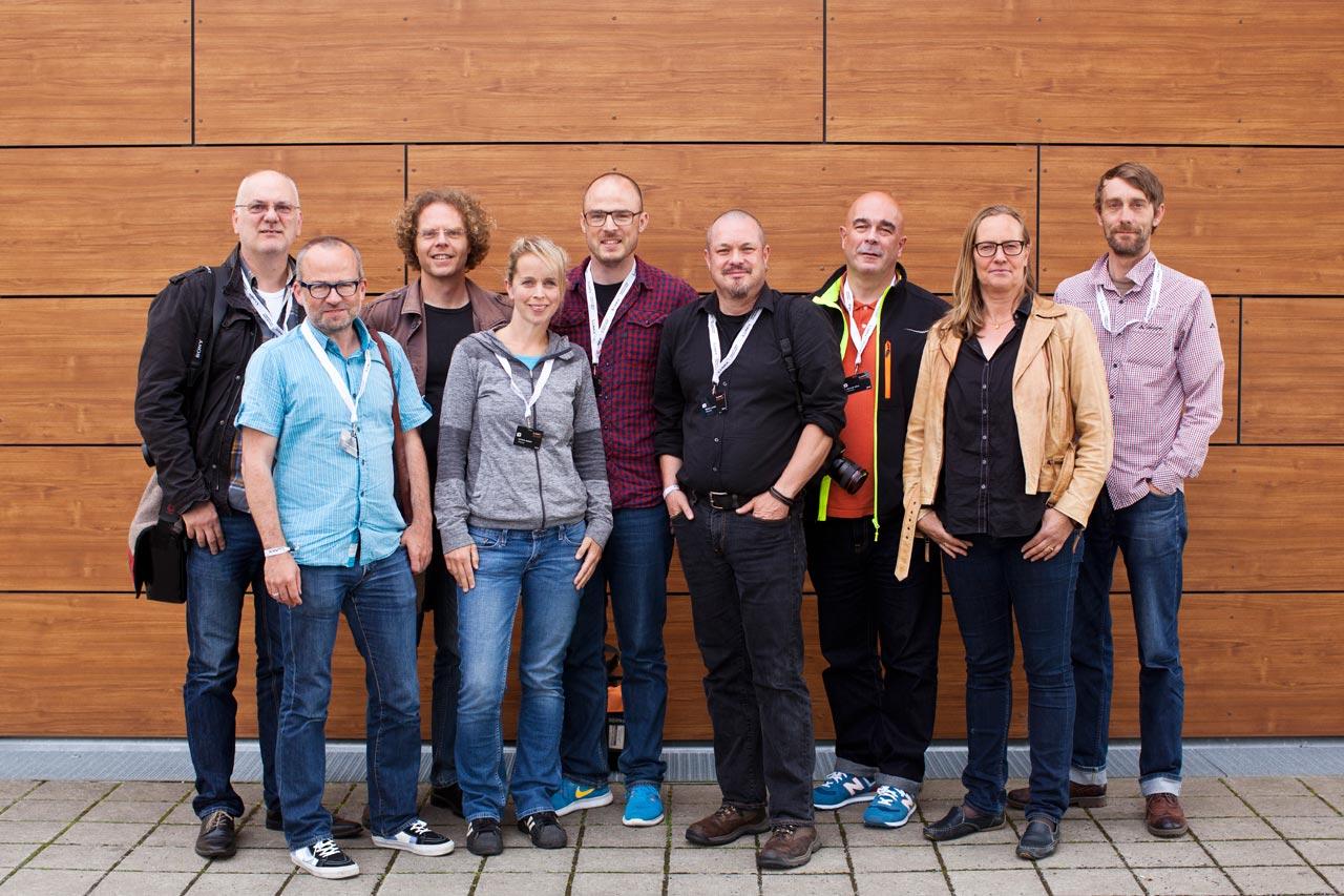 Eure Mitglieder im Vorstand: Rainer Steußloff, Roland Geisheimer, Axel Hess, Kathryn Baingo, Johannes Arlt, Bernd Lauter, Rüdiger Wölk, Alexandra Vosding und Kay Michalak.