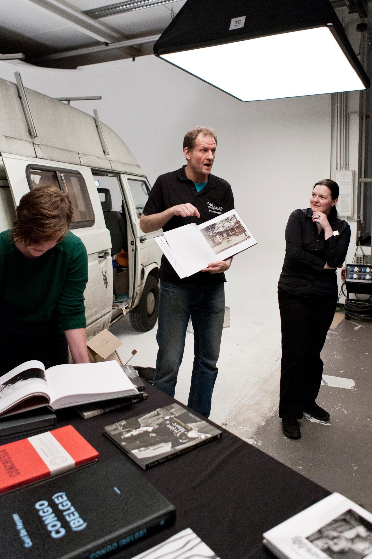 Wie findet das Buch den richtigen Kunden und umgekehrt? Richard Sporleder setzt auf Dialog statt Verkaufsgespräch.