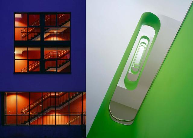 ArchiTektur und Treppenbilder – unsere Ausstellung zum Architektursommer 2006.