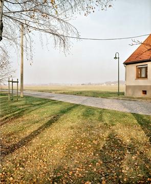 Am Dorfteich. Pömmelte, 2007.