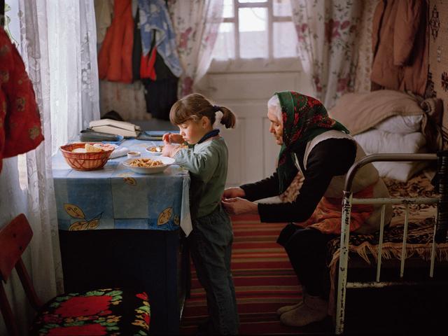Aus der Serie »Land ohne Eltern«.