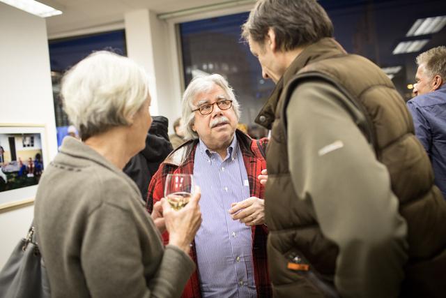 Per-Anders Pettersson, freelens Galerie, Ausstellungseröffnung am 26.03.2015,Hamburg