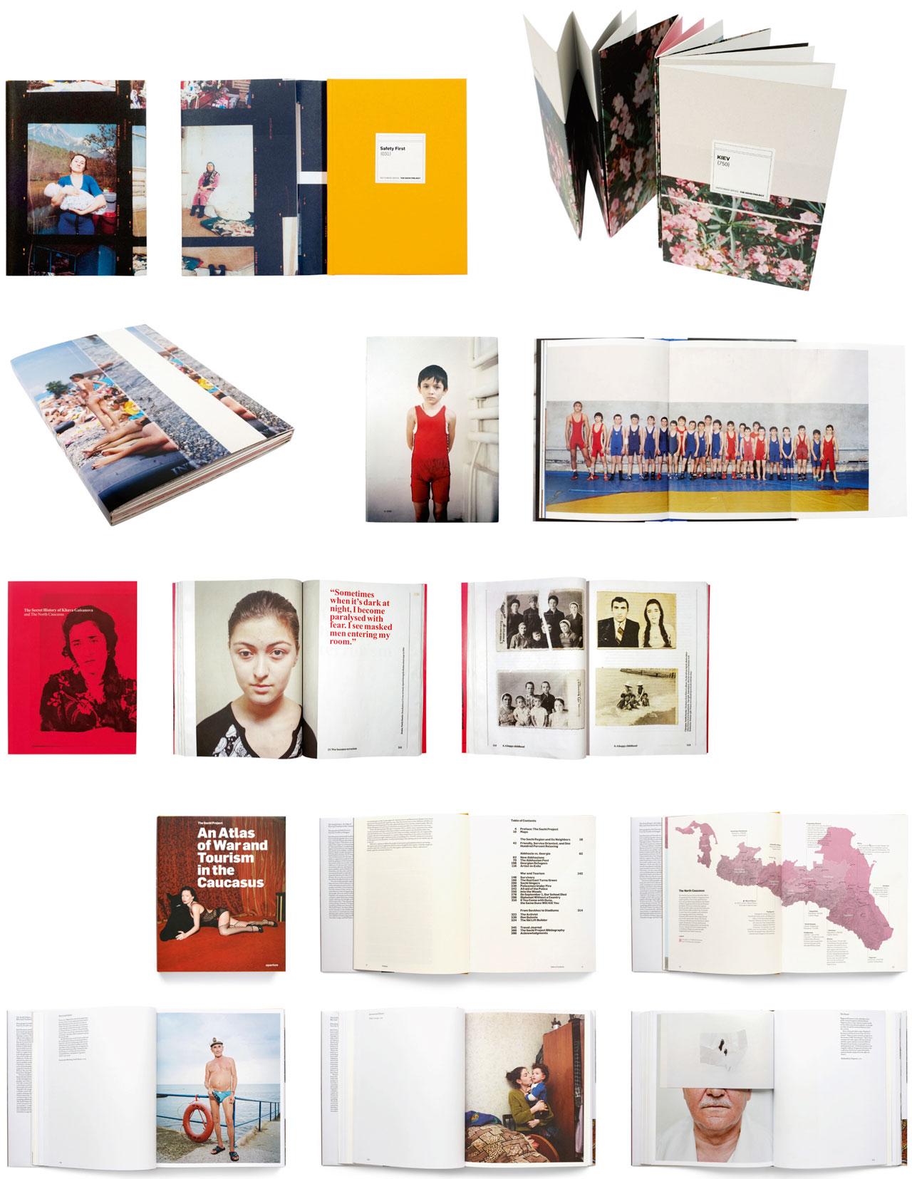 Intelligente Vermarktung des »Slow Journalism«: Für ihre Macher sind die Bücher eine geeignete Präsentationsform, für Buchliebhaber begehrte Sammlerstücke.