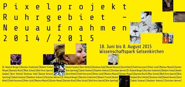 Ausstellung vom 18. Juni bis 8. August 2015.