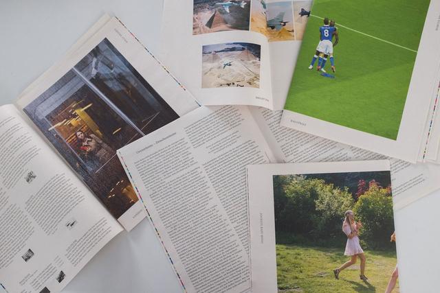Auch in diesem Jahr soll wieder ein umfangreicher, speziell durch das Thema inspirierter Festival-Katalog herausgegeben werden.