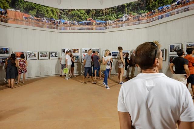 Hauptausstellungsort ist das Couvent des Minimes.