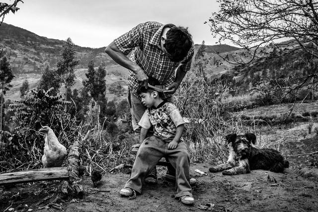 Aus der Serie »Tururo Roots«.
