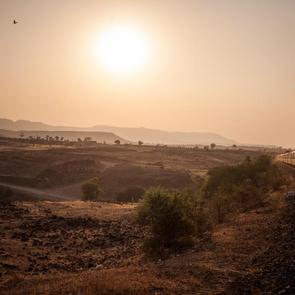 Indische Zugreise