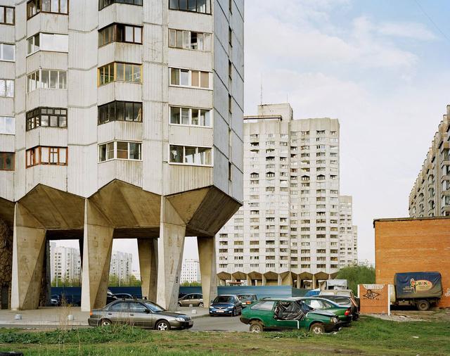Sozialistische Moderne – Archäologie einer Zeit, St. Petersburg, 2009.