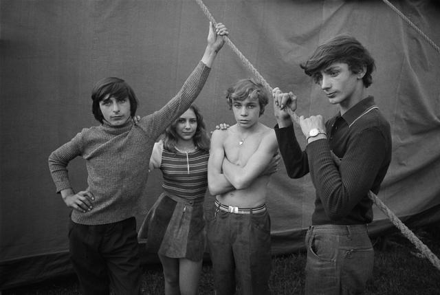 Zusammen Leben, 1974-1984, DDR.