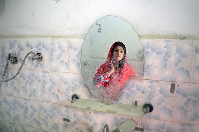 Aus der Serie »Die Unbeugsamen: Vier Frauen in Kabul«.