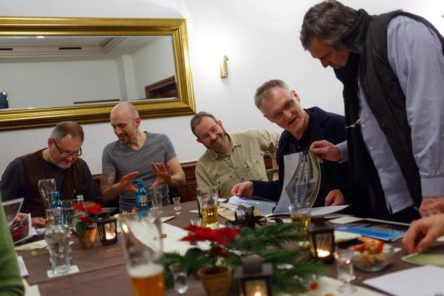 Wie die meisten FREELENS Regionalgruppen trafen sich auch die Fotografen im Ruhrgebiet zu ihrer Weihnachtsfeier…