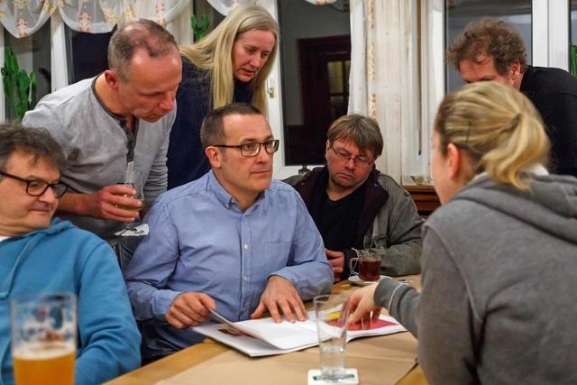 Beim letzten Regionalgruppentreffen in Dortmund begannen die Planungen zum Ausstellungsprojekt »Djelem Djelem«.