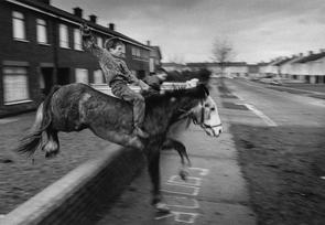 Aus der Serie »Ponykids in Dublin«.