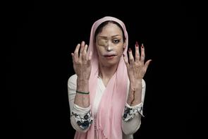 Für seine Serie »Fire of Hatred«wurde der iranische Fotograf Asghar Khamseh in diesem Jahr als »L'iris d'Or Photographer of the Year« ausgezeichnet.