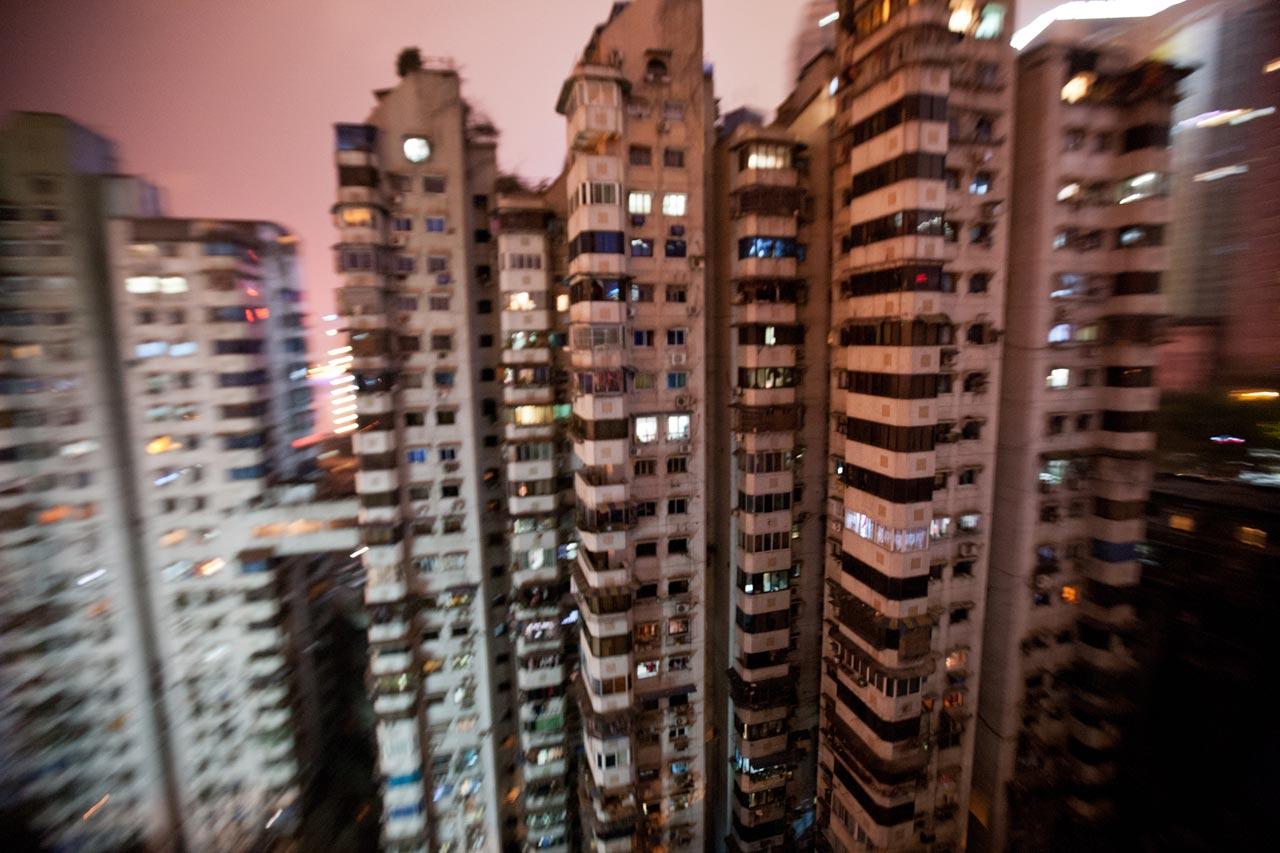 City of Dreams, Chongqing 2011.