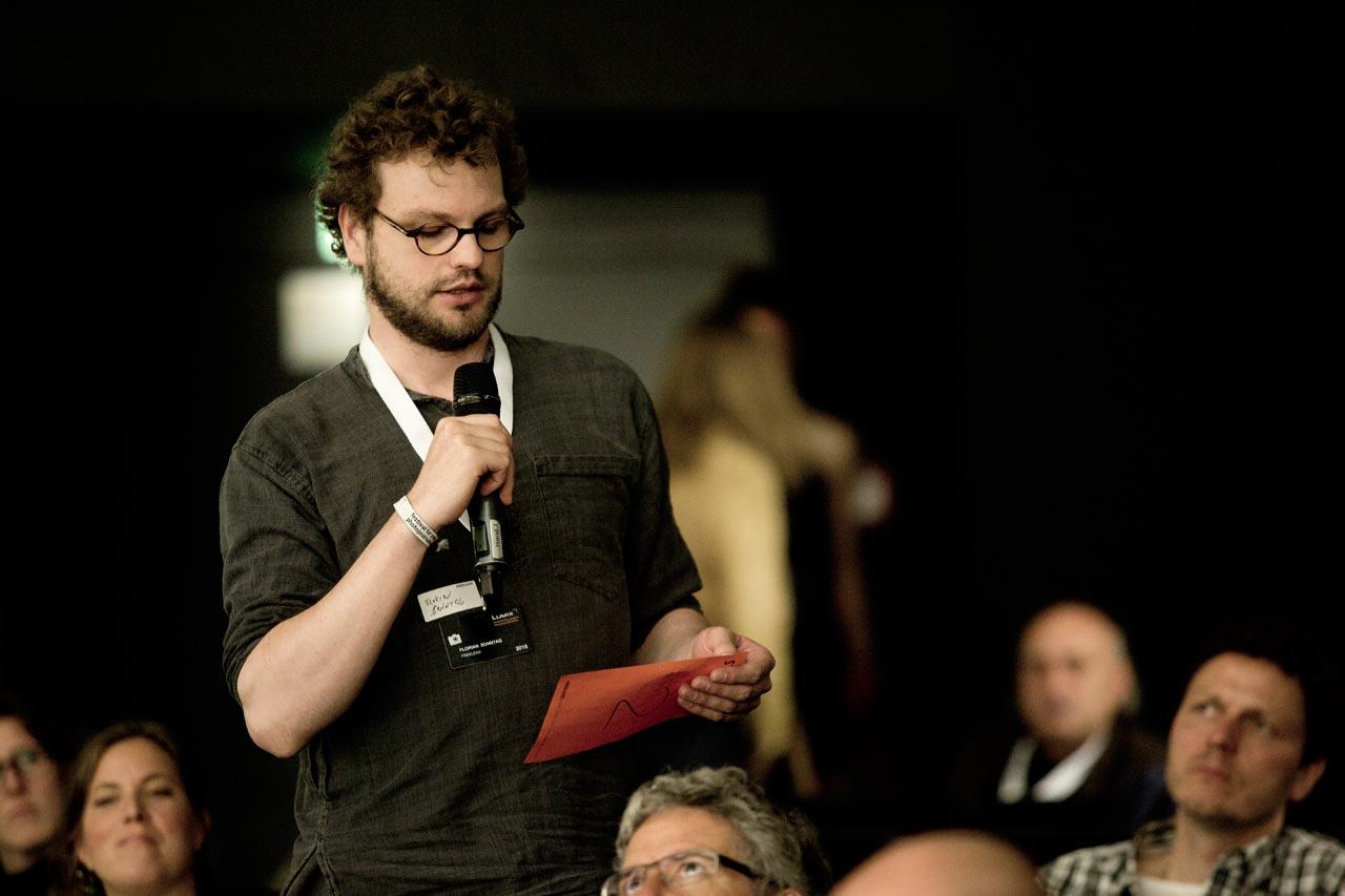 Auch aus den Regionalgruppen gab es viel zu berichten. Florian Sonntag fasste die Aktivitäten aus Hamburg zusammen.