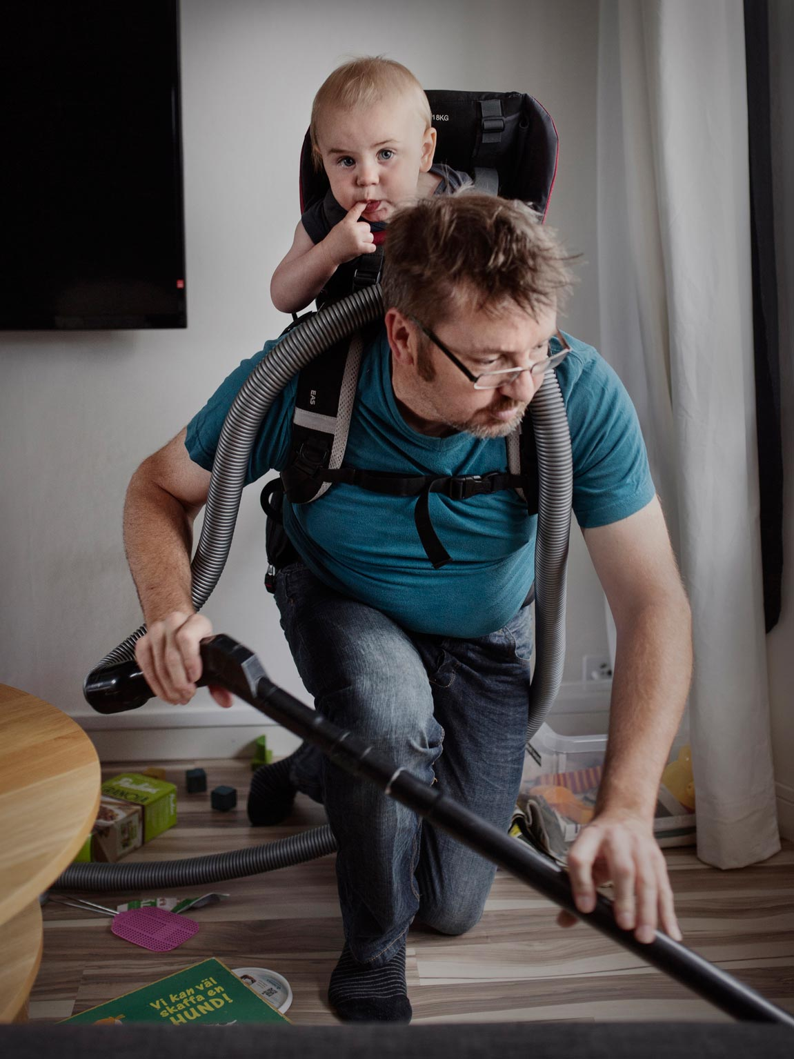 Aus der Serie »Swedish Dads«.