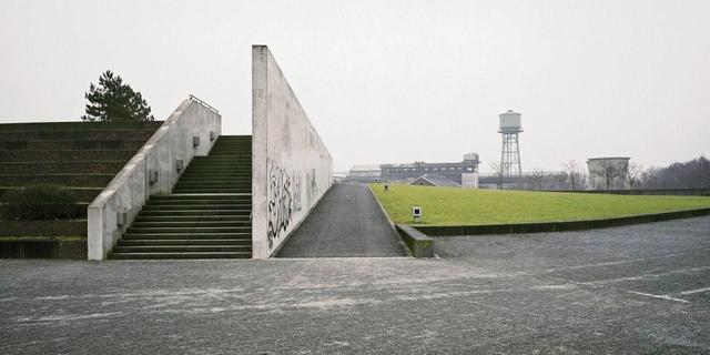 Bochum Westpark, (ehemaliges Stahlwerk), 2010.