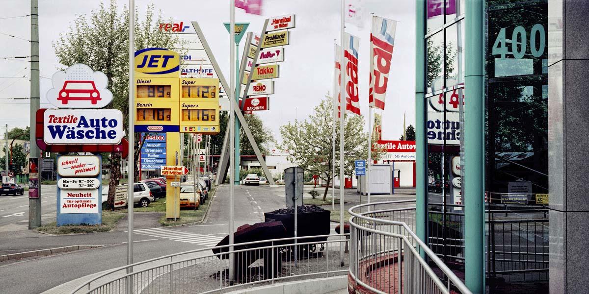 Bochum-Hofstede, Einkaufspark Hannibal (ehemalige Zeche), 2014.
