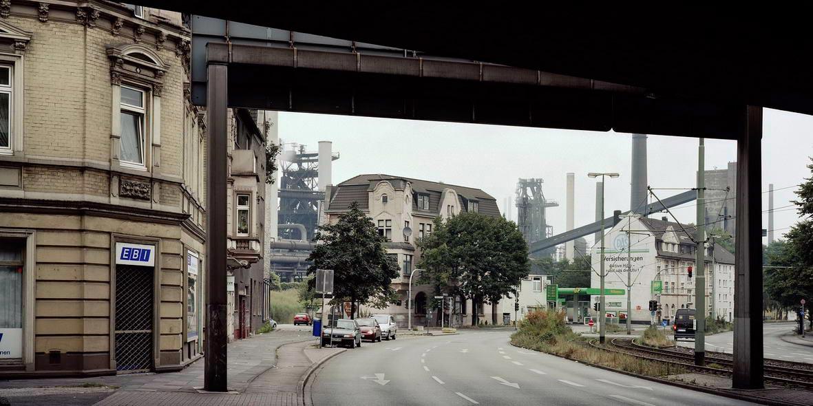 Duisburg-Bruckhausen, 2003.