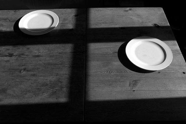 Tischgebet.