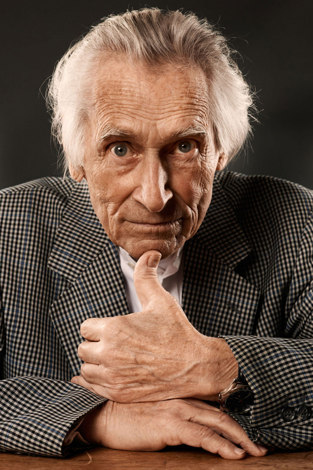 Vitali Razdolski, geboren im März 1923 in Chmelnyzkyj, Ukraine.