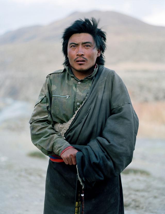 Yei Shi Gyle Tsen (35 Jahre) aus Shikatse hat den heiligen Mount Kailash auf der Kora, dem 54 Kilometer langen Pfad, bereits 12 Mal umrundet.