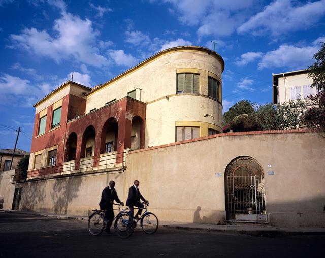 Villa Gracia. Architekt: Antonio Vitaliti, gebaut 1942.