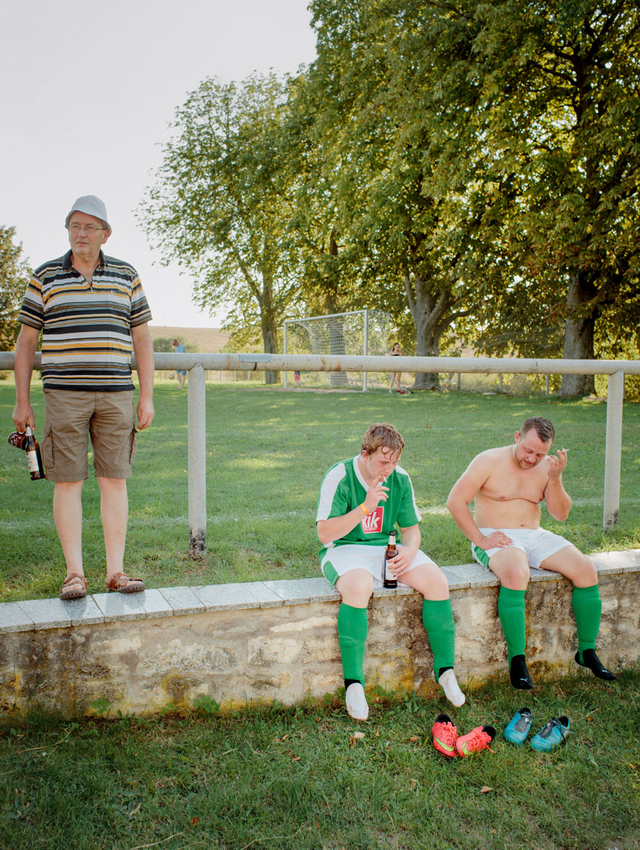 Aus der Serie »Every Sunday – Amateur Football in Germany«.