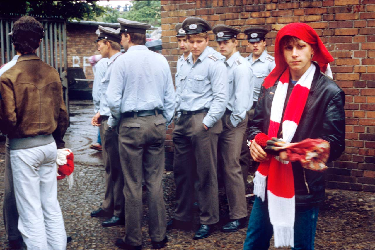 Union Spiel, Berlin, 1986.