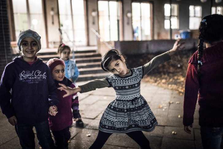 »Catching the fortune – Flucht im Bild« zeigt die stärksten Motive der Laif Agentur für Fotos und Reportagen zum Thema Flucht.