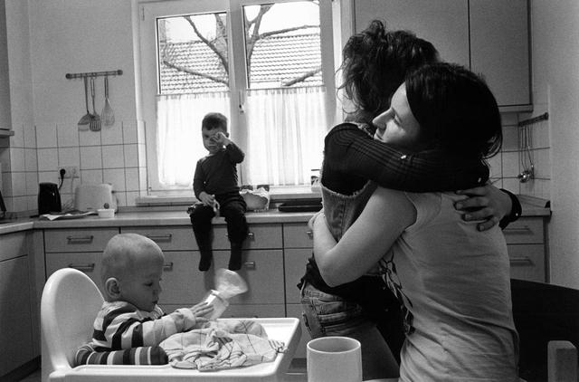 Brigitte Kraemer beschäftigte sich schon in früheren Jahren mit dem Thema »Frauen im Frauenhaus« – die daraus entstandenen Verbindungen haben sie bis heute begleitet.