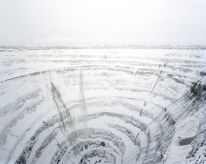 »Mirny« aus der Serie »Closed Cities«, 2009-2012.