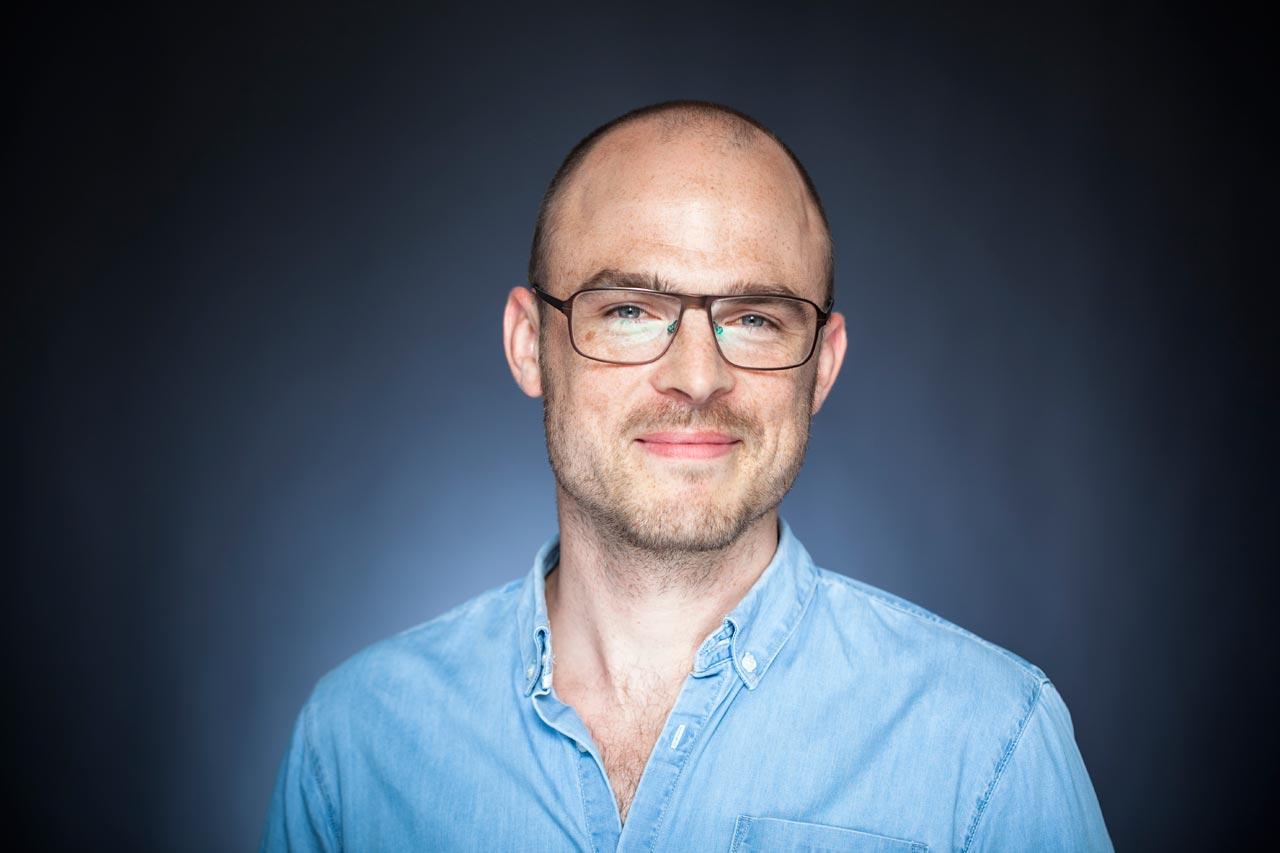 Johannes Arlt ist seit 2015 im Vorstand aktiv.