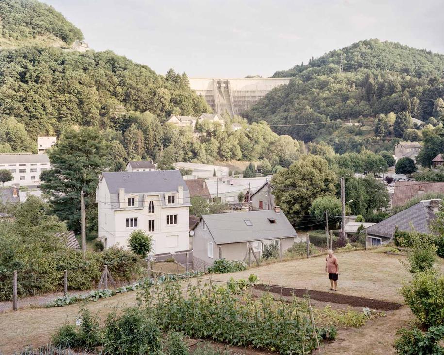 Bort-les-Orgues, Frankreich, 2015.