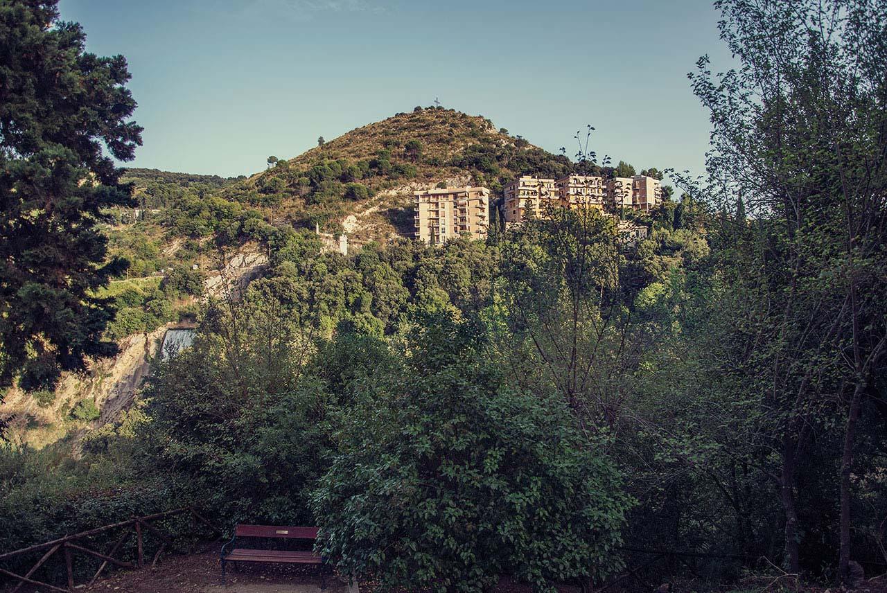 Le gran Cascatelle di Tivoli.