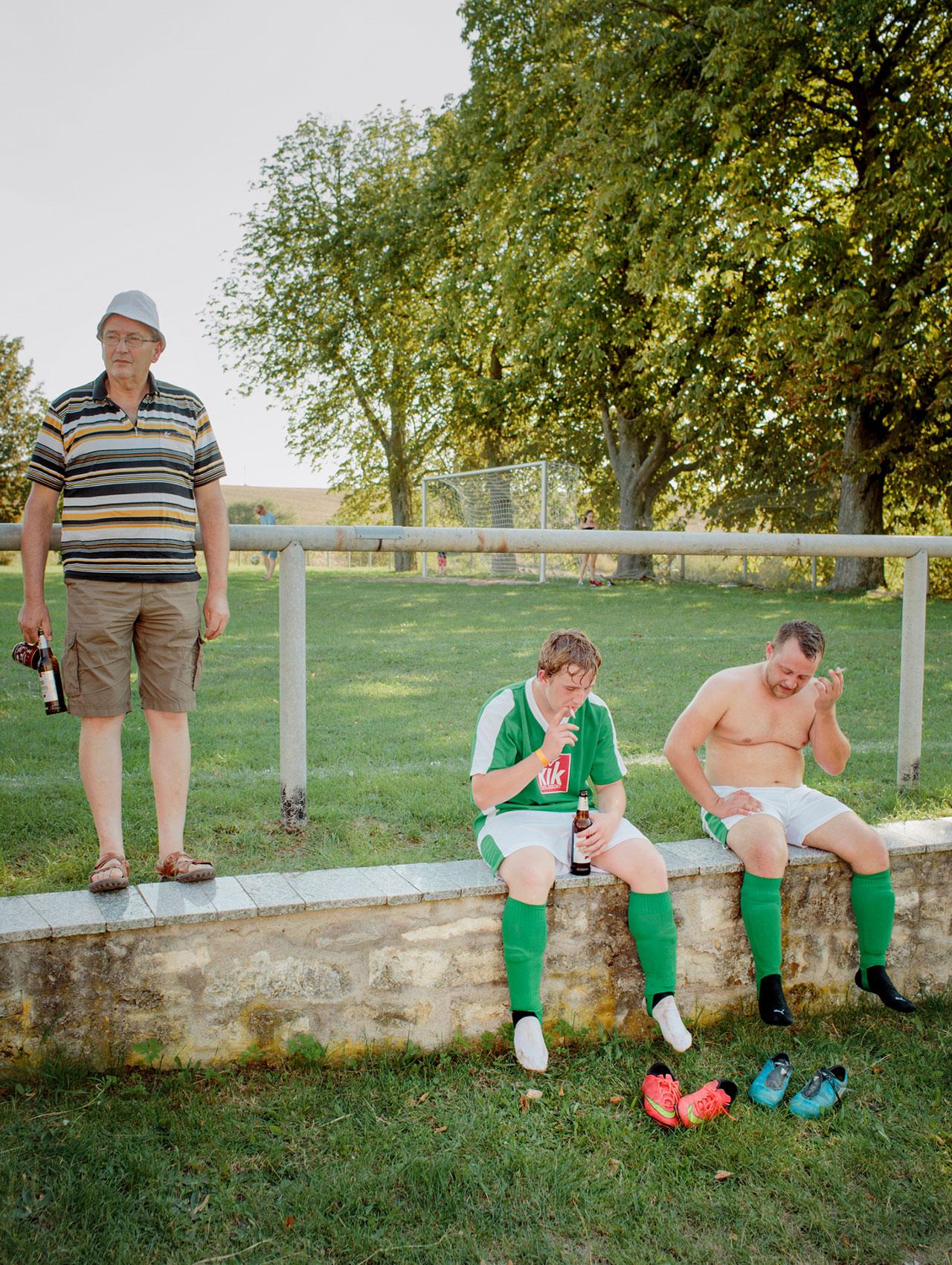 Aus der Arbeit »An jedem Sonntag – Kreisligafußball in Deutschland«.