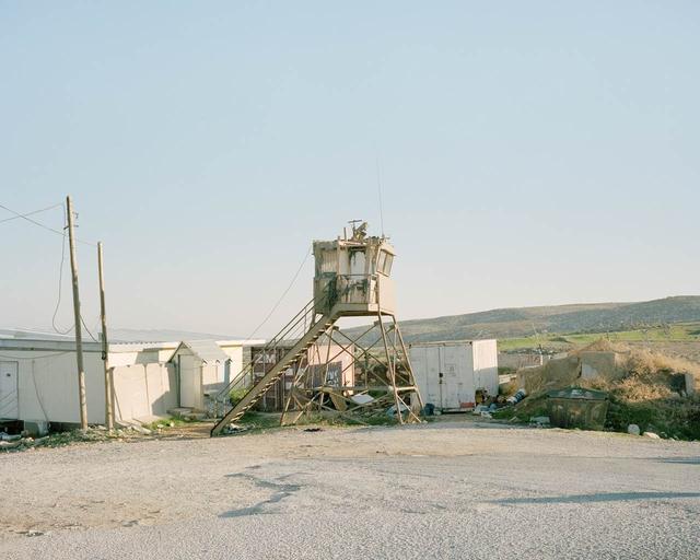 »Watchtower I« aus der Serie »Kadosh«, 2015.