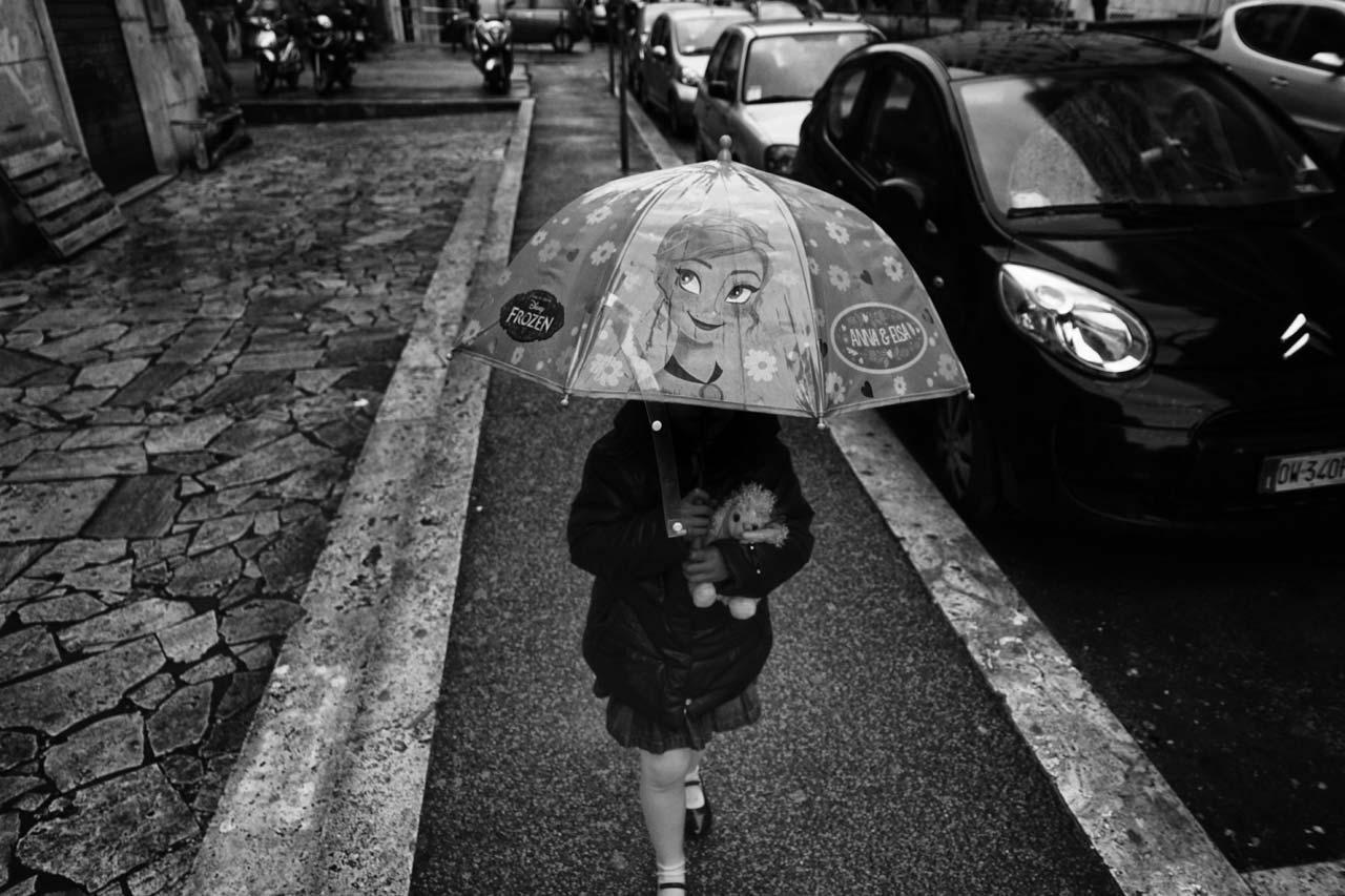 Rom, März 2015.